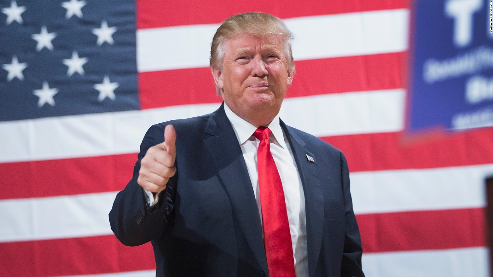 Image result for trump thumbs up