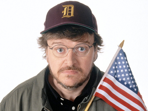 michael moore height