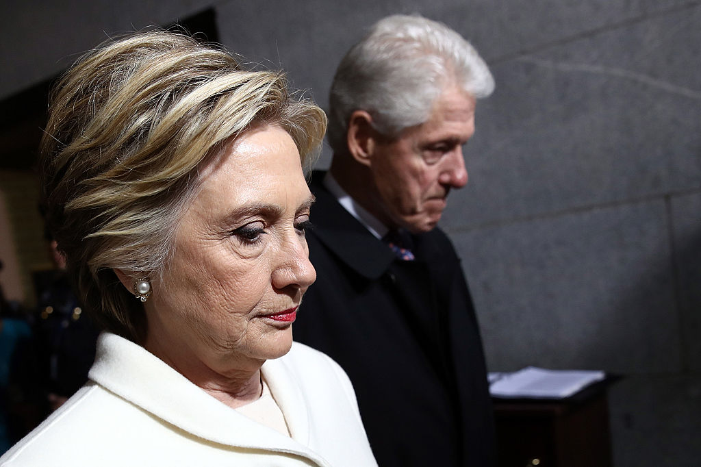 The Clintons started fake Trump/Russia collusion rumors, instead, it exposed her own collusion with Russia