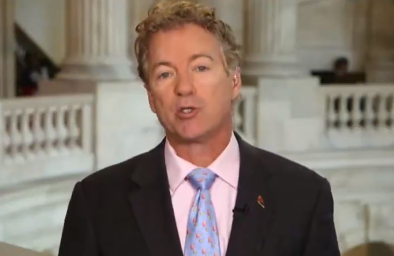 Boom! Rand Paul just called out the Dems