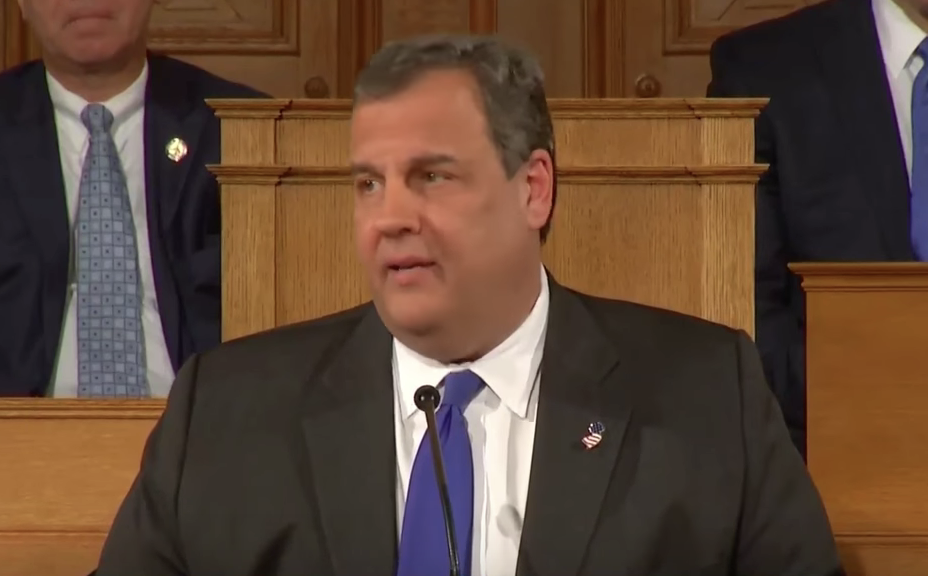 Look What Chris Christie Did As A Final Act Before Leaving Office!