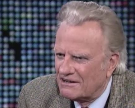 Sarah Palin Opens Up About Reverend Billy Graham