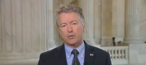 Rand Paul Fires At Lindsey Graham!!