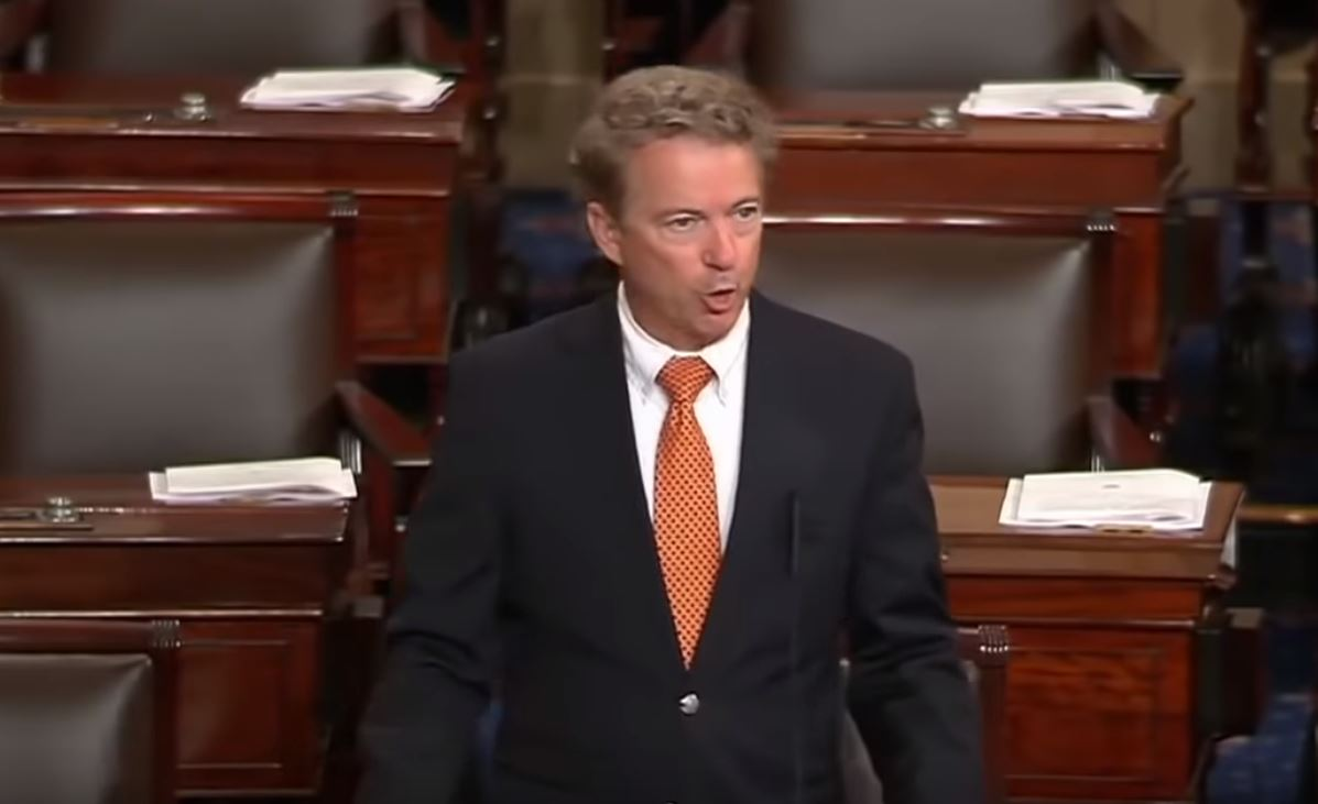 Rand Paul: 45 Republicans Prepared to Dismiss Charges Against Trump