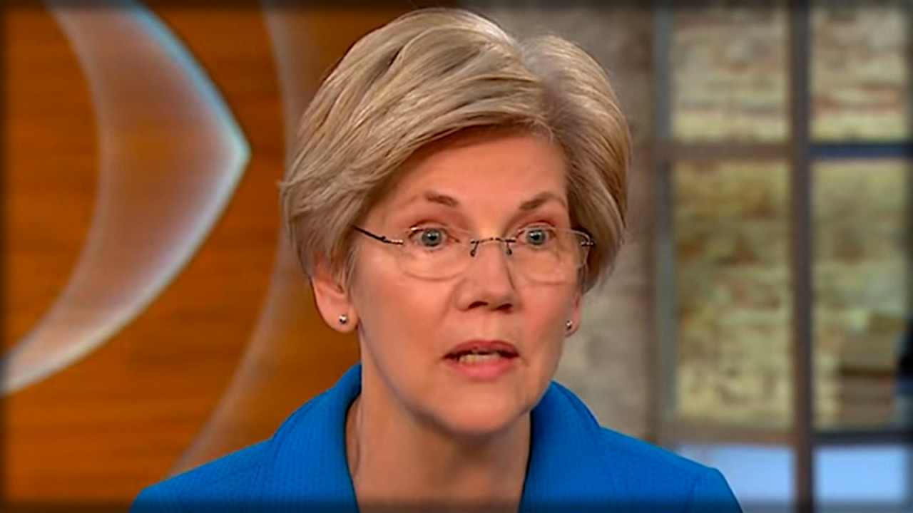 Elizabeth Warren wonders: 'How could the American people want someone who lies?'