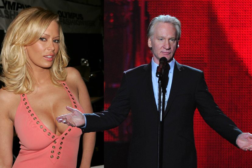 Jenna jameson bill maher-9652